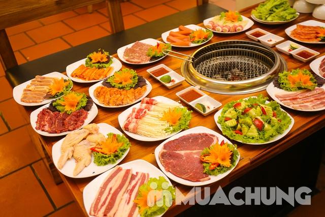 Buffet Nướng kiểu Hàn Quốc tại Korean BBQ  - 10