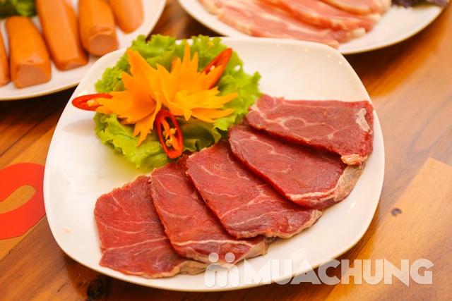 Buffet Nướng kiểu Hàn Quốc tại Korean BBQ  - 18
