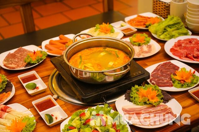 Buffet Nướng kiểu Hàn Quốc tại Korean BBQ  - 13