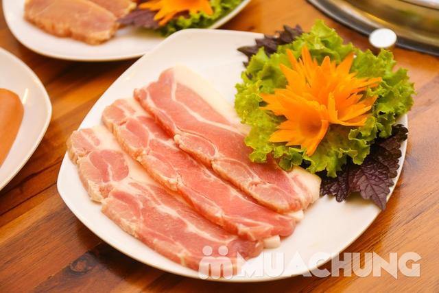 Buffet Nướng kiểu Hàn Quốc tại Korean BBQ  - 14