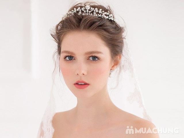 Make up chuyên nghiệp đi chơi, party, chụp hình thời trang, cưới hỏi kèm làm tóc - Học viện tóc Nhất Phong Andrew - 13