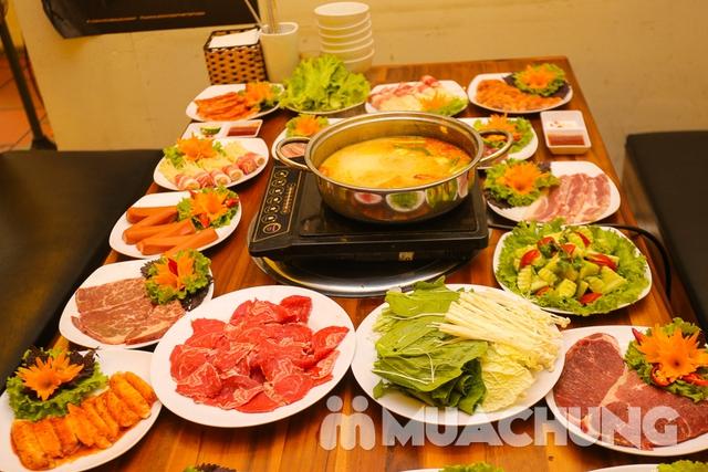 Buffet Nướng kiểu Hàn Quốc tại Korean BBQ  - 33