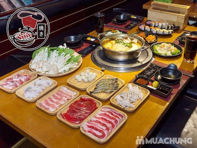 Buffet Lẩu Tại NH Mr. Yaki - Tặng Đồ Uống - Menu Mới - 10