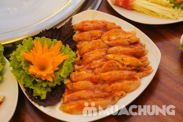 Buffet Nướng kiểu Hàn Quốc tại Korean BBQ  - 28