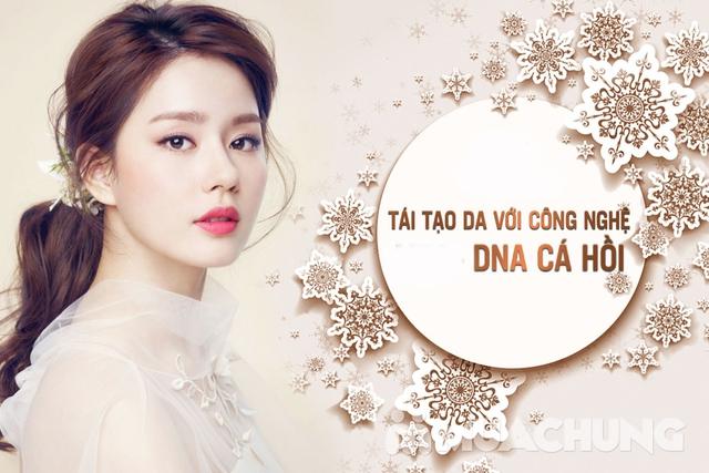 Hồi sinh làn da trắng hồng với siêu phẩm DNA cá hồi - Tặng 01 gói triệt lông 03 buổi tại TMV Wonjin - 1