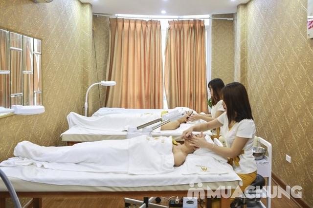 Hồi sinh làn da trắng hồng với siêu phẩm DNA cá hồi - Tặng 01 gói triệt lông 03 buổi tại TMV Wonjin - 12