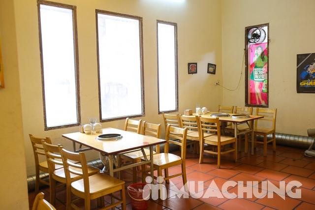Buffet Nướng kiểu Hàn Quốc - Korean BBQ menu 189K - 1