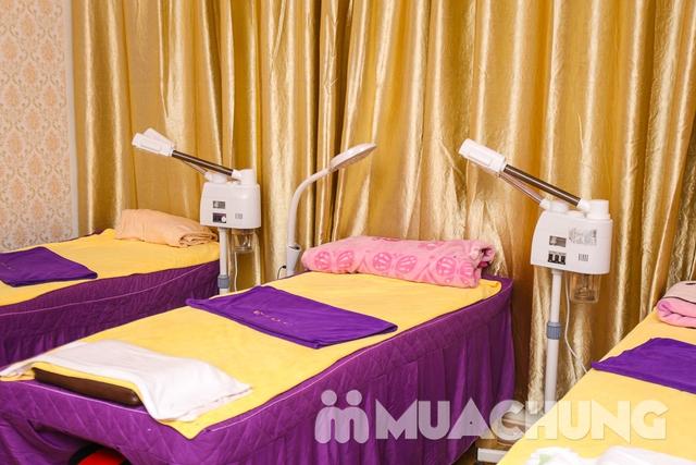 Điều trị mụn, kháng viêm, dưỡng sáng mịn da Royal Kim Spa - 20
