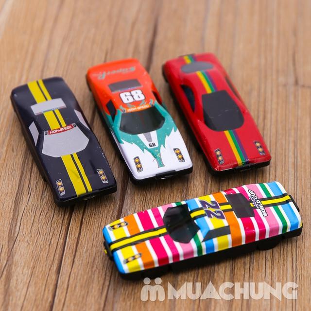 Vỉ 50 ô tô nhiều màu - Bộ sưu tập xe của bé - 6