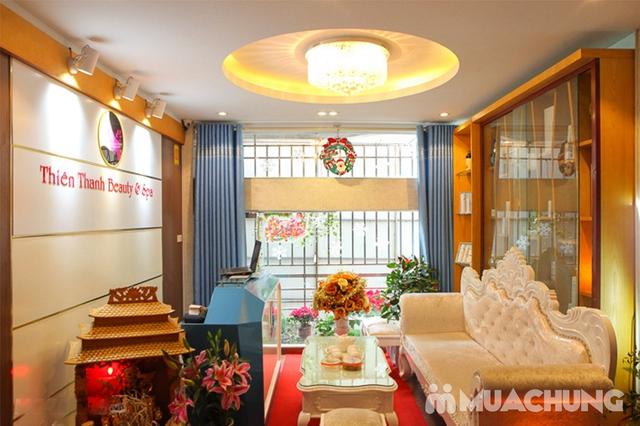 Combo Xông hơi đá muối Hàn Quốc và massage body 120' Thiên Thanh Beauty & Spa - 17