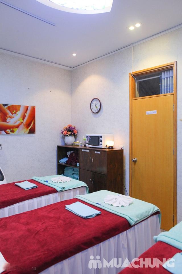 Combo Xông hơi đá muối Hàn Quốc và massage body 120' Thiên Thanh Beauty & Spa - 22