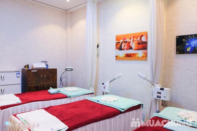 Combo Xông hơi đá muối Hàn Quốc và massage body 120' Thiên Thanh Beauty & Spa - 20