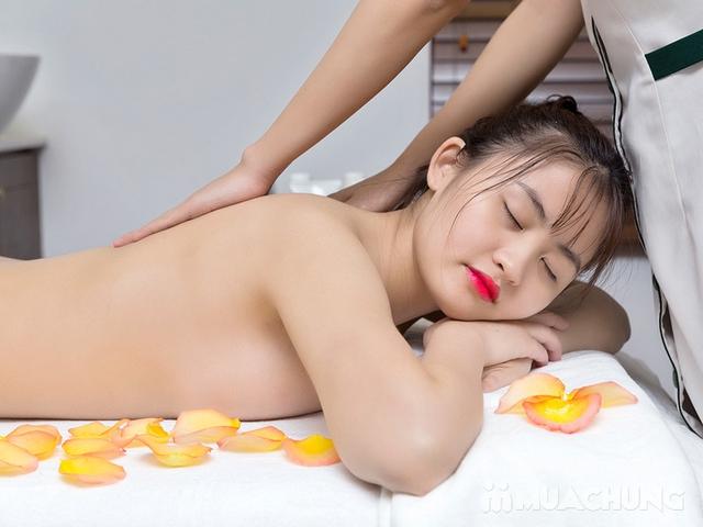 Combo Xông hơi đá muối Hàn Quốc và massage body 120' Thiên Thanh Beauty & Spa - 16