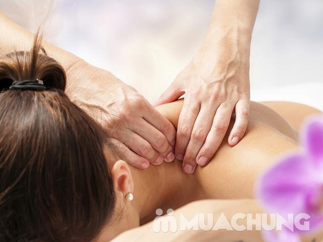 Combo Xông hơi đá muối Hàn Quốc và massage body 120' Thiên Thanh Beauty & Spa - 15
