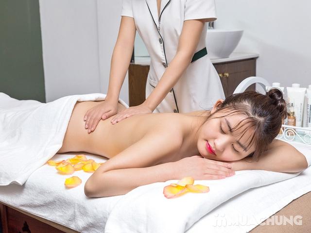 Combo Xông hơi đá muối Hàn Quốc và massage body 120' Thiên Thanh Beauty & Spa - 14