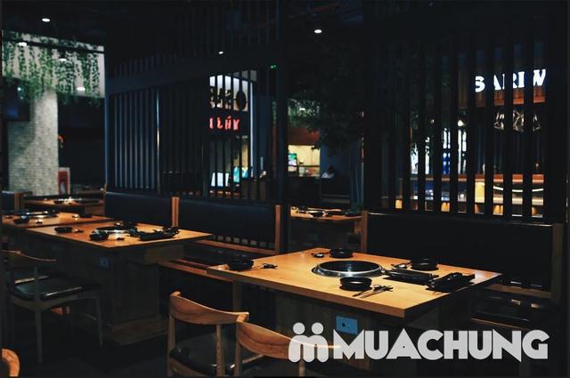 Buffet nướng lẩu Hàn Quốc thượng hạng NH Sariwon - 4