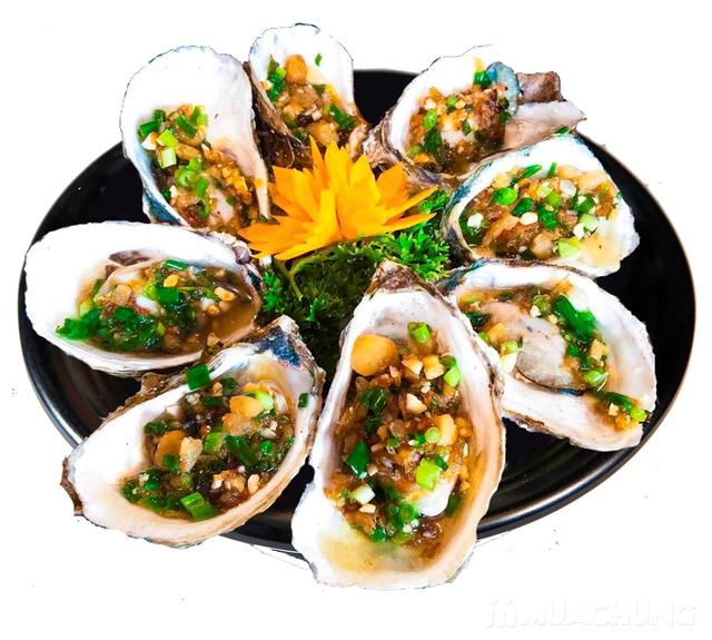 Butffet Nướng cao cấp hơn 30 món Nhà hàng Sariwon - 10