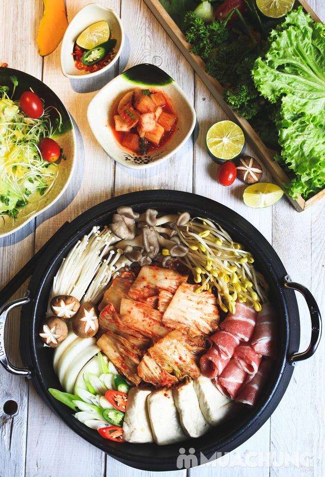 Buffet nướng lẩu Hàn Quốc thượng hạng NH Sariwon - 22