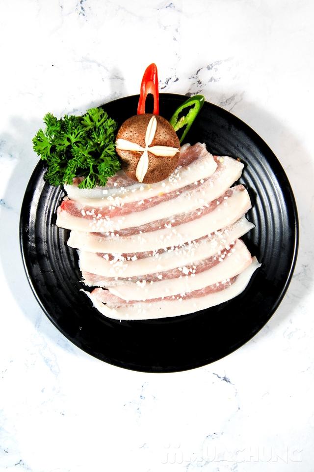 Buffet nướng lẩu Hàn Quốc thượng hạng NH Sariwon - 6