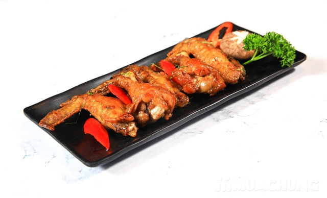 Buffet nướng lẩu Hàn Quốc thượng hạng NH Sariwon - 16