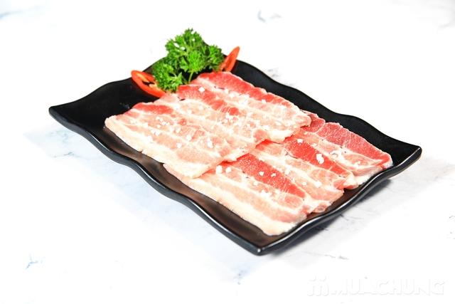 Buffet nướng lẩu Hàn Quốc thượng hạng NH Sariwon - 3