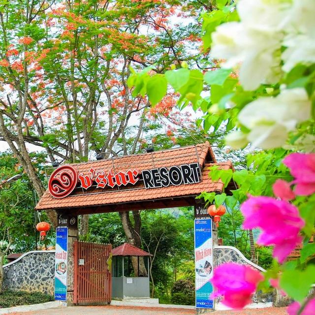 Khu du lịch sinh thái V-Star Resort - Nằm ngay trung tâm Hòa Bình - 8
