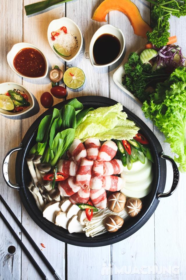 Buffet nướng lẩu Hàn Quốc thượng hạng NH Sariwon - 20