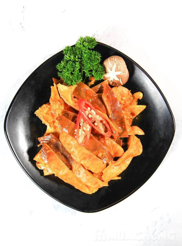 Buffet nướng lẩu Hàn Quốc thượng hạng NH Sariwon - 15