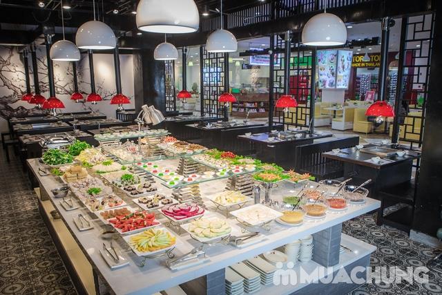 Buffet lẩu hơn 40 món nhúng tặng kem Fanny + Pepsi Buffet Nik Nak Times City - 10