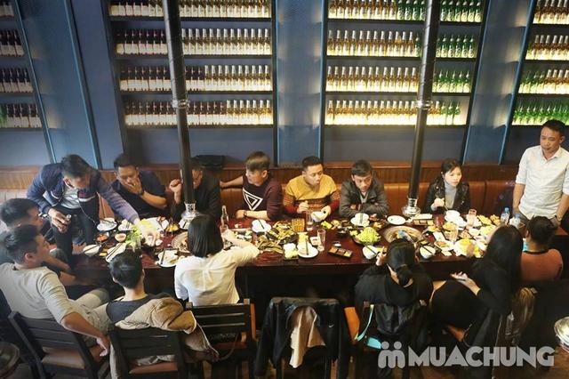 PP's BBQ & HOTPOT Buffet Lẩu Ngon Giá Siêu Hấp Dẫn - 26
