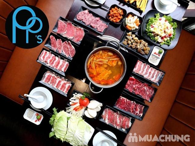 PP's BBQ & HOTPOT Buffet Lẩu Ngon Giá Siêu Hấp Dẫn - 12