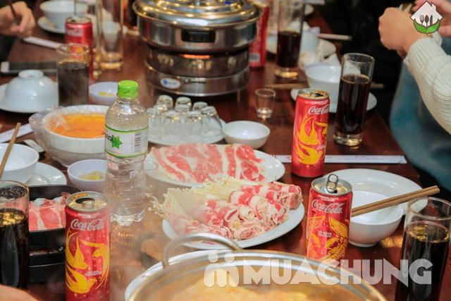 Buffet lẩu ăn thả ga Nhà hàng T - House menu 139K - 8