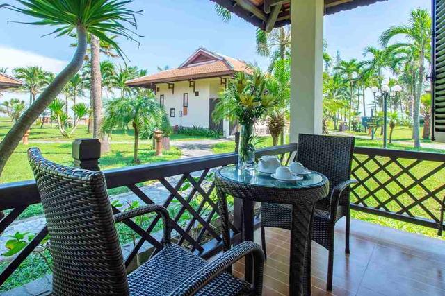 Tropical Beach Hội An Resort 4* - Phòng Superior Garden view - 33