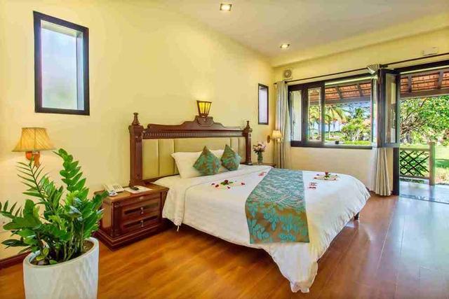 Tropical Beach Hội An Resort 4* - Phòng Superior Garden view - 12