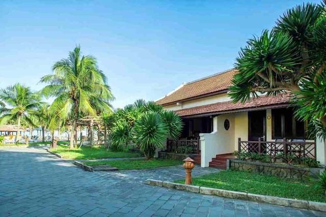 Tropical Beach Hội An Resort 4* - Phòng Superior Garden view - 17