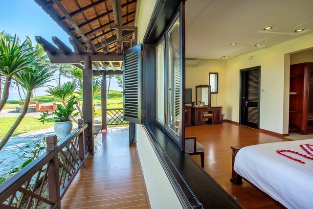 Tropical Beach Hội An Resort 4* - Phòng Superior Garden view - 26