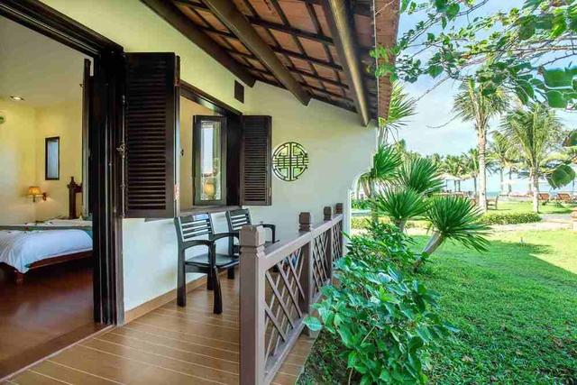 Tropical Beach Hội An Resort 4* - Phòng Superior Garden view - 14