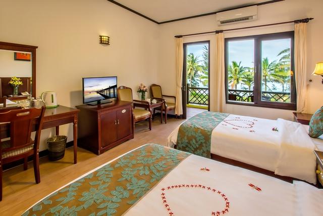 Tropical Beach Hội An Resort 4* - Phòng Superior Garden view - 10