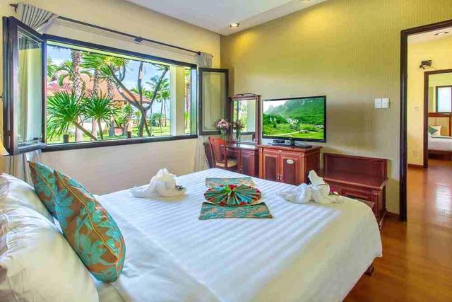 Tropical Beach Hội An Resort 4* - Phòng Superior Garden view - 31