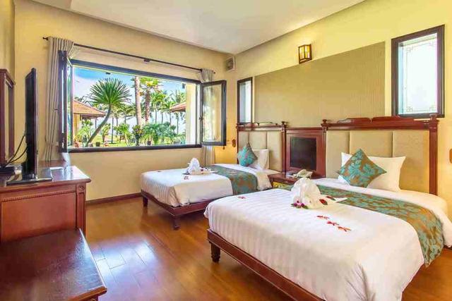 Tropical Beach Hội An Resort 4* - Phòng Superior Garden view - 30