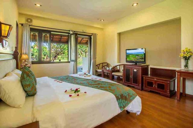 Tropical Beach Hội An Resort 4* - Phòng Superior Garden view - 13
