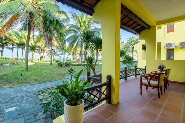 Tropical Beach Hội An Resort 4* - Phòng Superior Garden view - 20