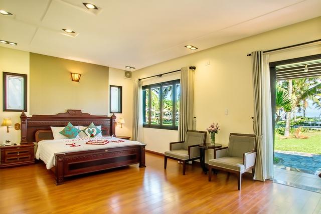 Tropical Beach Hội An Resort 4* - Phòng Superior Garden view - 22