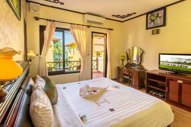Tropical Beach Hội An Resort 4* - Phòng Superior Garden view - 1