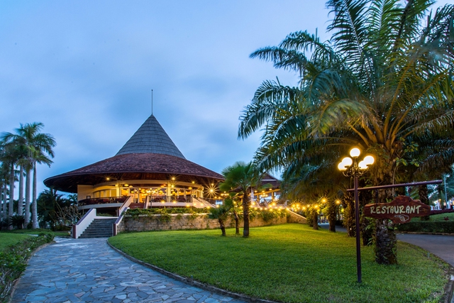 Tropical Beach Hội An Resort 4* - Phòng Superior Garden view - 37