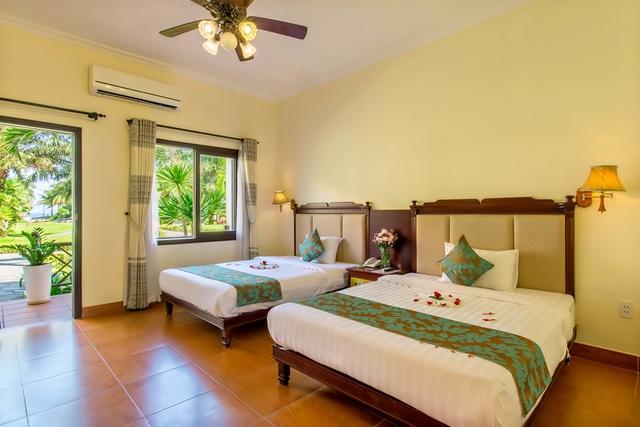 Tropical Beach Hội An Resort 4* - Phòng Superior Garden view - 3