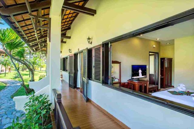 Tropical Beach Hội An Resort 4* - Phòng Superior Garden view - 32