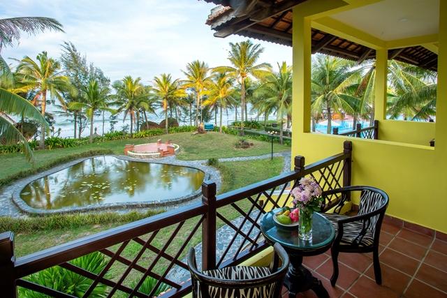 Tropical Beach Hội An Resort 4* - Phòng Superior Garden view - 9