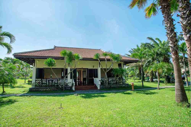 Tropical Beach Hội An Resort 4* - Phòng Superior Garden view - 34