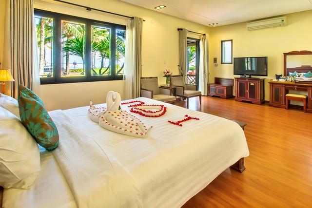 Tropical Beach Hội An Resort 4* - Phòng Superior Garden view - 23